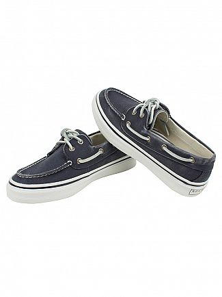 Sperry Top-Sider Navy Bahama Boat Shoes