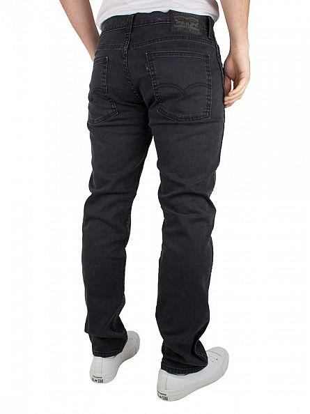 Levi's Charcoal Line 8 Indigo Vintage Worn Jeans