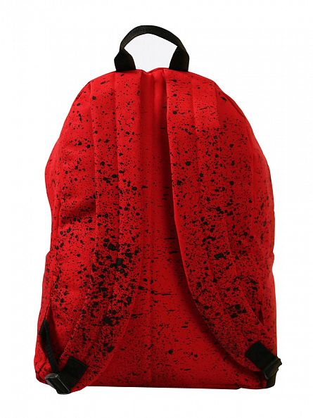 Hype Red/Black Speckle Backpack