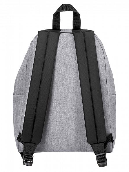 Eastpak Sunday Grey Padded Pak R Rucksack Bag