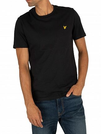 Lyle & Scott True Black Logo T-Shirt