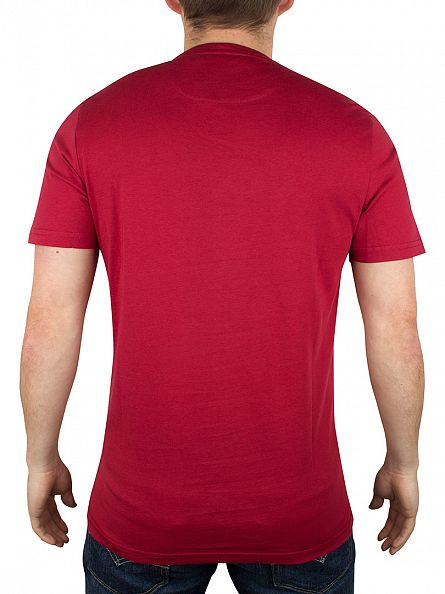 Lyle & Scott Ruby Logo T-Shirt