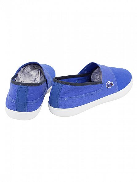 Lacoste Blue Marice 116 1 SPM Trainers