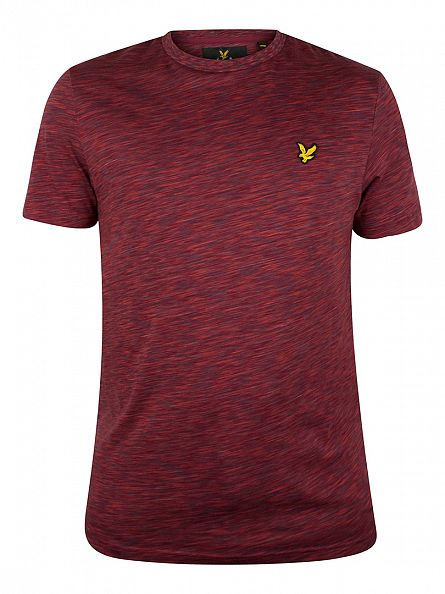 Lyle & Scott Ruby Space Dye T-Shirt