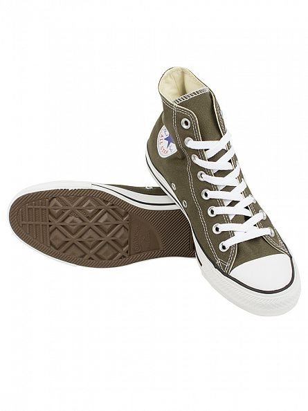 Converse Herbal Chuck Hi Trainers