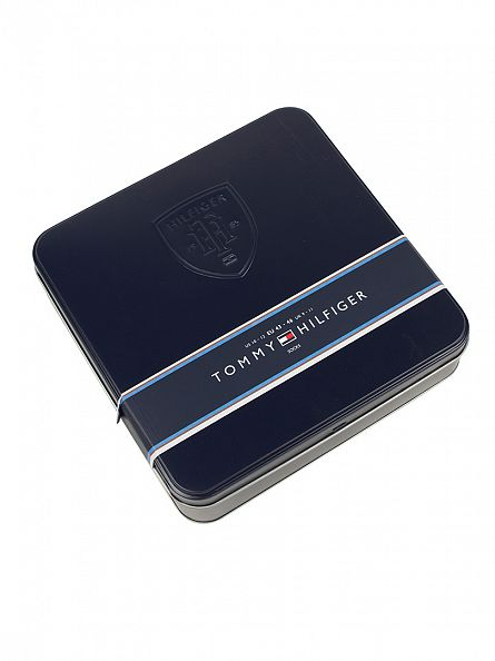 Tommy Hilfiger Black 4 Socks Gift Box