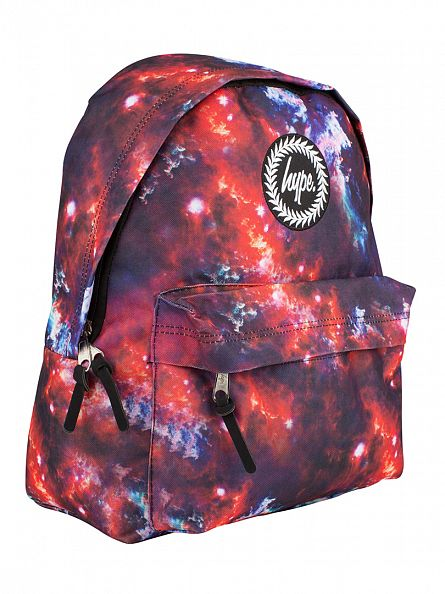 Hype Multi Space Logo Backpack
