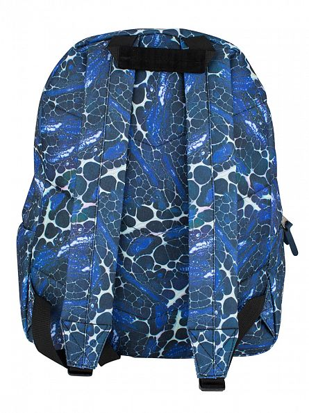 Hype Blue Rocks Logo Backpack