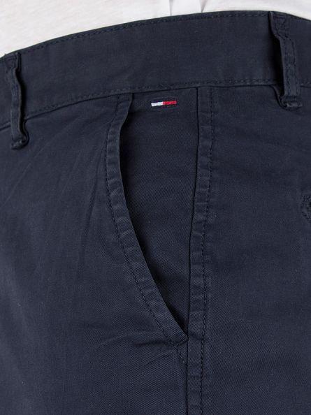 Hilfiger Denim Navy Blazer Straight Freddy Chino Shorts