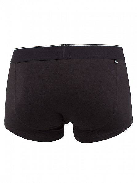 Diesel Black 3 Pack Kory Boxer Trunks