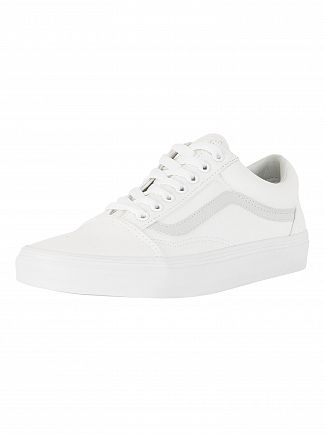 Vans True White Old Skool Trainers