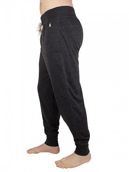Polo Ralph Lauren Polo Black Logo Marled Pyjama Joggers