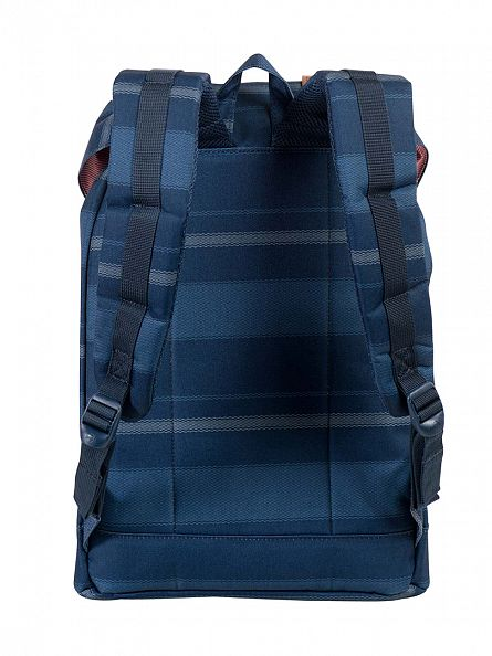 Herschel Supply Co Navy Fouta Retreat Backpack