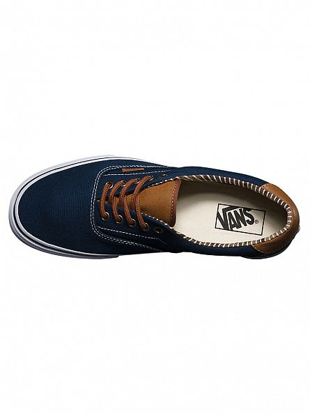 Vans Dress Blues/Stripe Denim Era 59 C&L Trainers