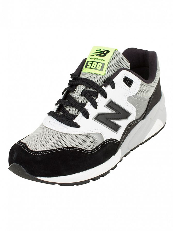 New Balance Black 580 Trainers