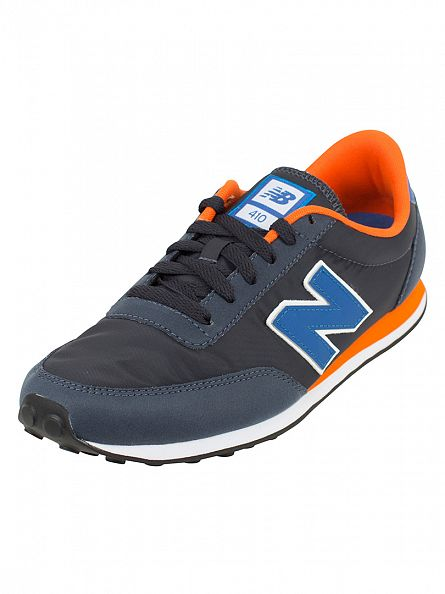 New Balance Navy/Blue 410 Trainers