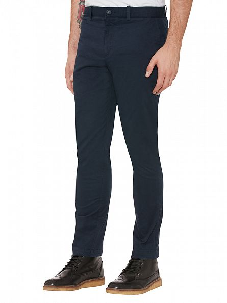 Original Penguin Dark Sapphire P55 Slim Stretch Chinos