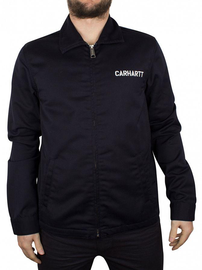 Carhartt WIP Dark Navy/White Modular Jacket