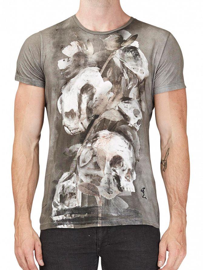Religion White Wild Night T-Shirt