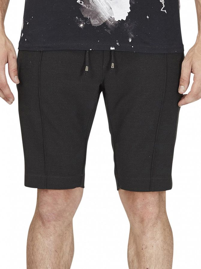 Religion Navy Raey Shorts