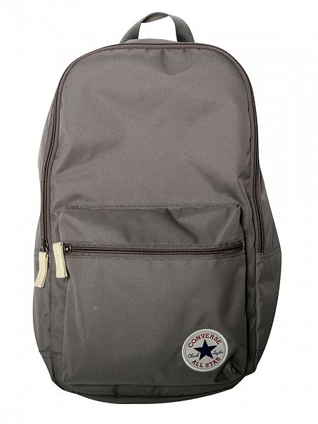Converse Charcoal Logo Backpack