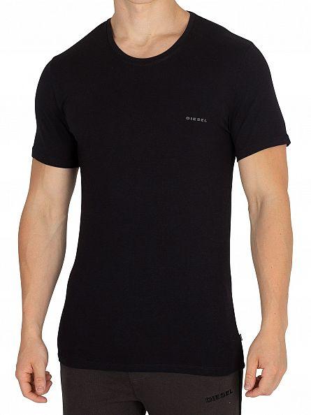 Diesel Black Logo Randal T-Shirt