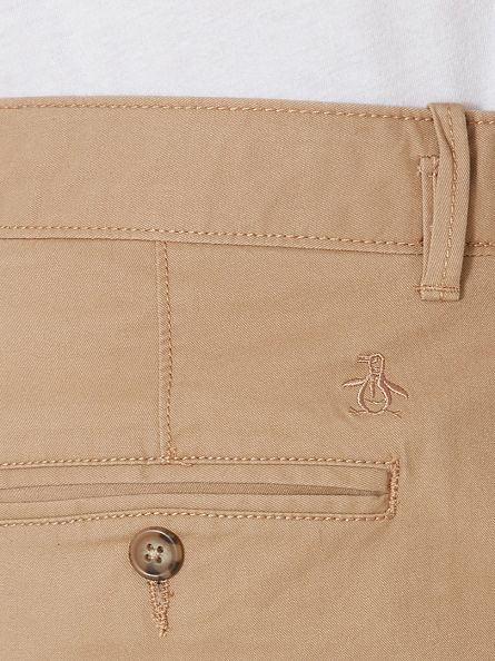 Original Penguin Kelp P55 Slim Stretch Chinos