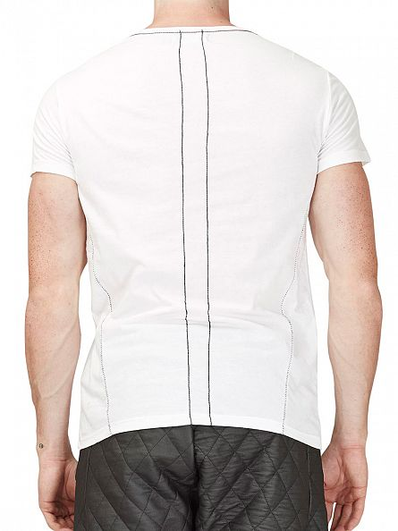 Religion White Made In England Crew Neck T-Shirt