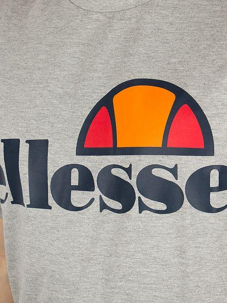 Ellesse Athletic Grey Manarola T-Shirt
