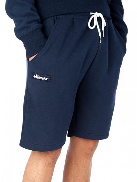Ellesse Dress Blue Noli Sweat Shorts