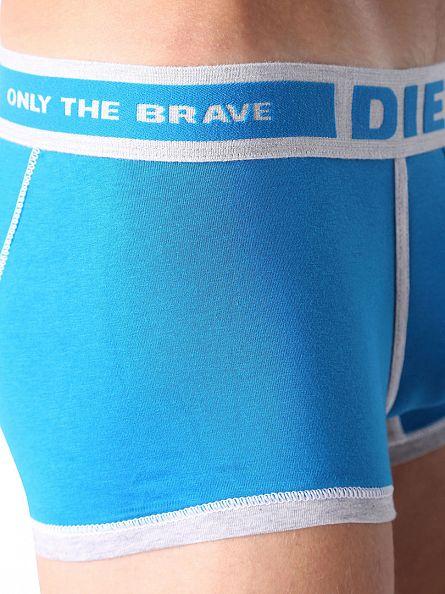Diesel Light Blue Fresh & Bright Comfy Boxer Trunks