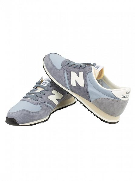 New Balance Dusty Pale Blue/Grey 420 Trainers