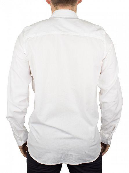 Carhartt WIP White State Shirt