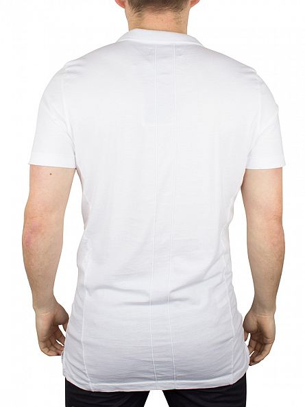 Religion White Roaring Polo Shirt