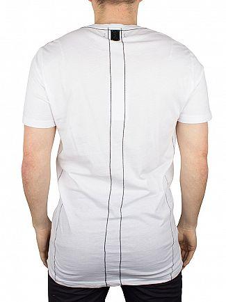 Religion White Harlem Crew Neck T-Shirt
