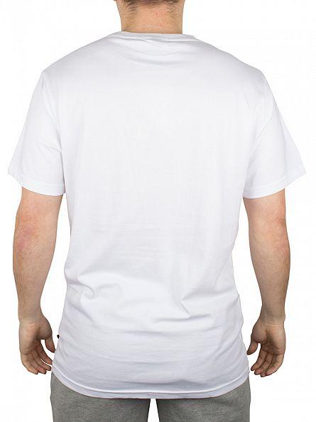 Ellesse White Manarola T-Shirt