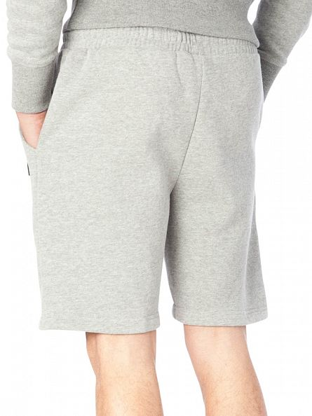 Ellesse Athletic Grey Noli Sweat Shorts