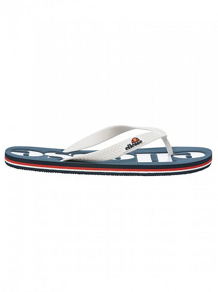 Ellesse Navy/White Trevi Flip Flops