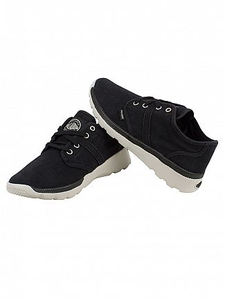 Palladium Black/Windchime Pallaville CVS Trainers