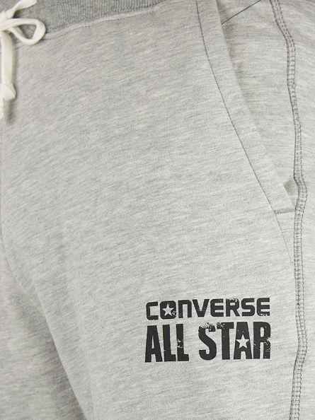 Converse Light Grey Marl All Star Logo Joggers