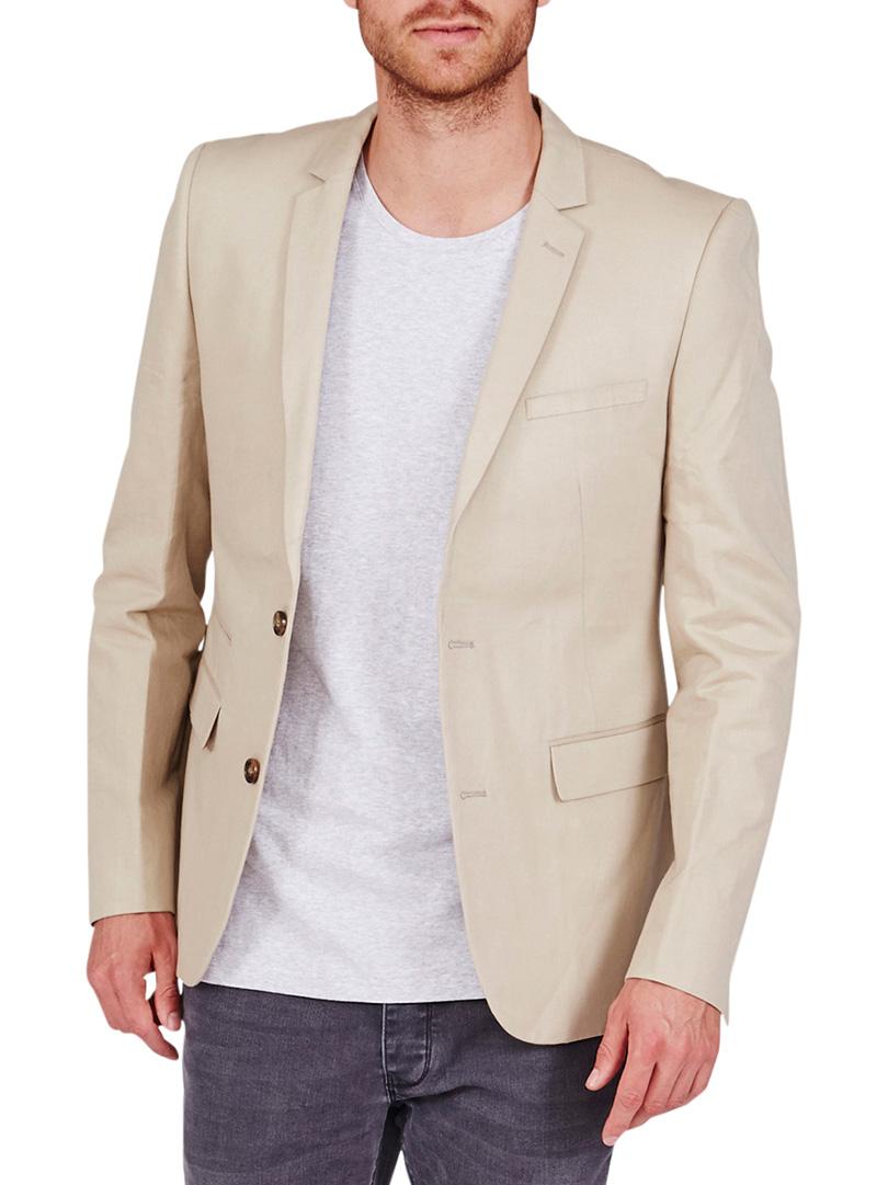 Leather Jackets & Coats|Men's