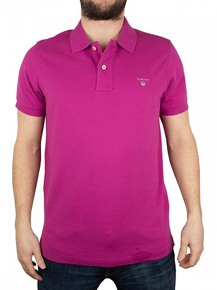 Gant Wild Aster Original Pique Rugger Polo Shirt