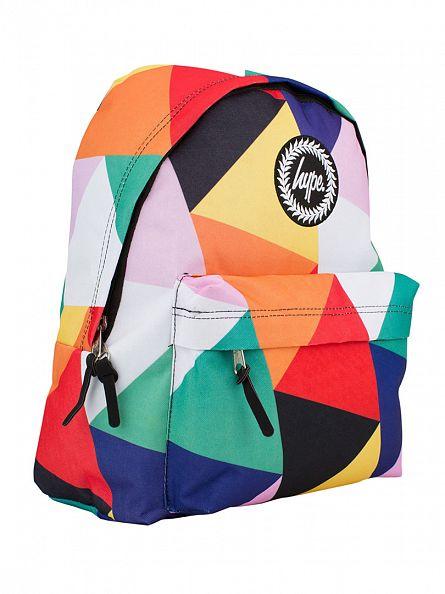 Hype Multi Segment Logo Backpack