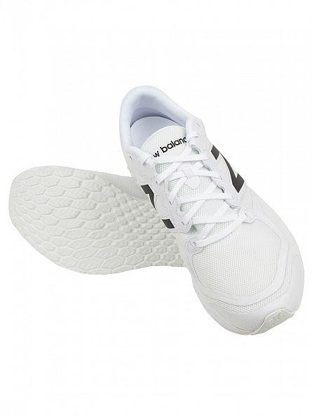 New Balance White ML1980 Trainers