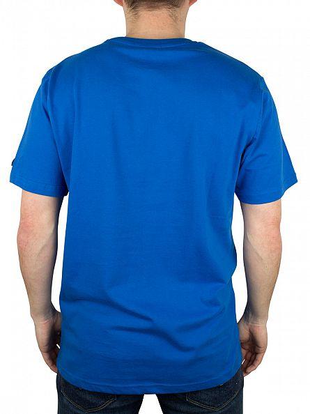 Ellesse Princess Blue Spello Circle Logo T-Shirt