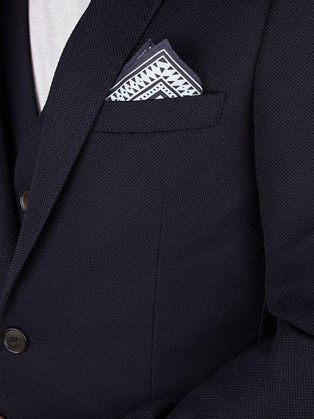 Scotch & Soda Night Chic Knit Pique Blazer