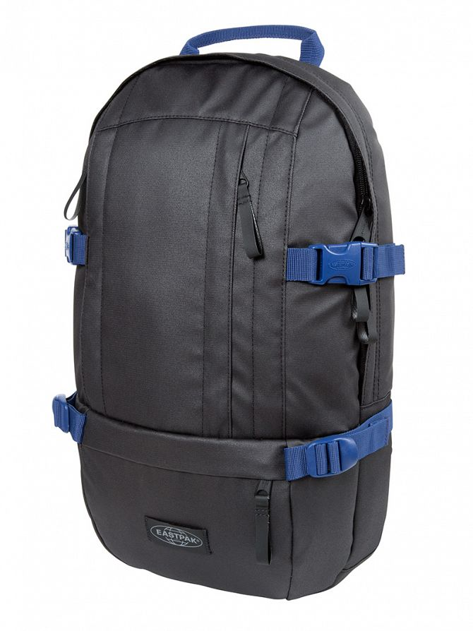 Eastpak Black Floid Coreout Logo Backpack