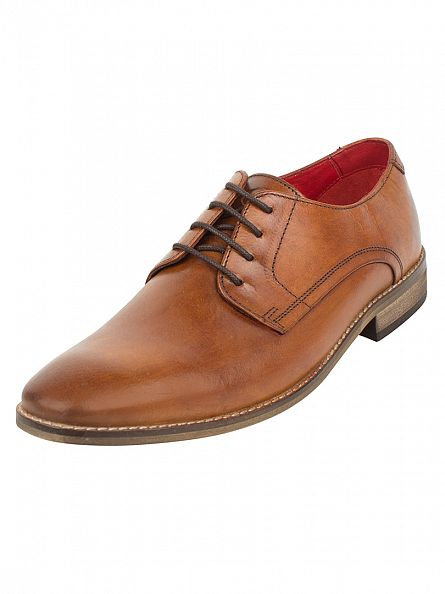Base London Washed Tan Sussex Shoes