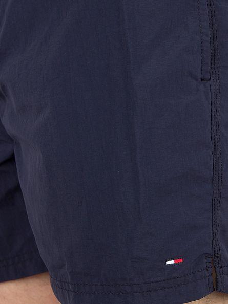Hilfiger Denim Navy Blazer Solid Logo Swim Shorts