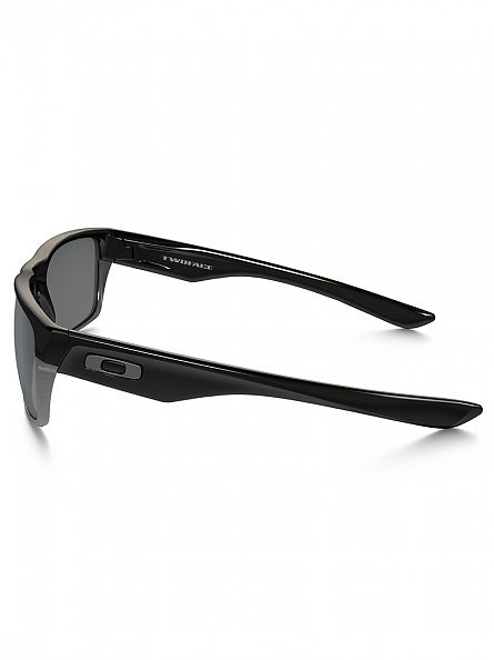 Oakley Black/Black Iridium Twoface Sunglasses